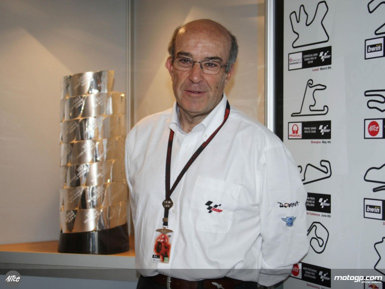 Dorna Sports´ CEO Carmelo Ezpeleta