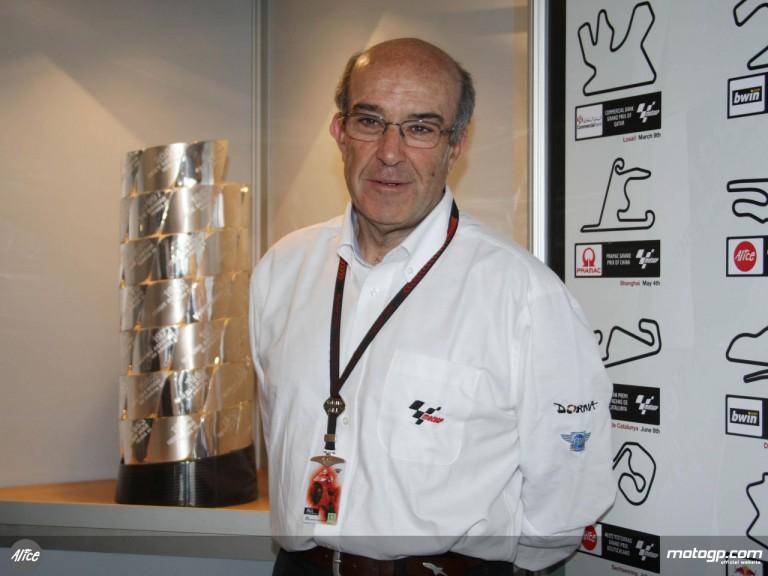 Dorna Sports´ CEO Carmelo Ezpeleta