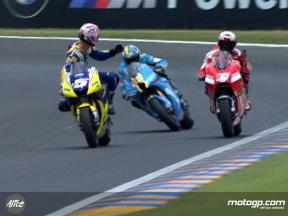 Best images of MotoGP QP in Le Mans