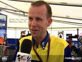 Weber on Le Mans tyre war