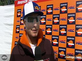 Hayden on difficult weekend