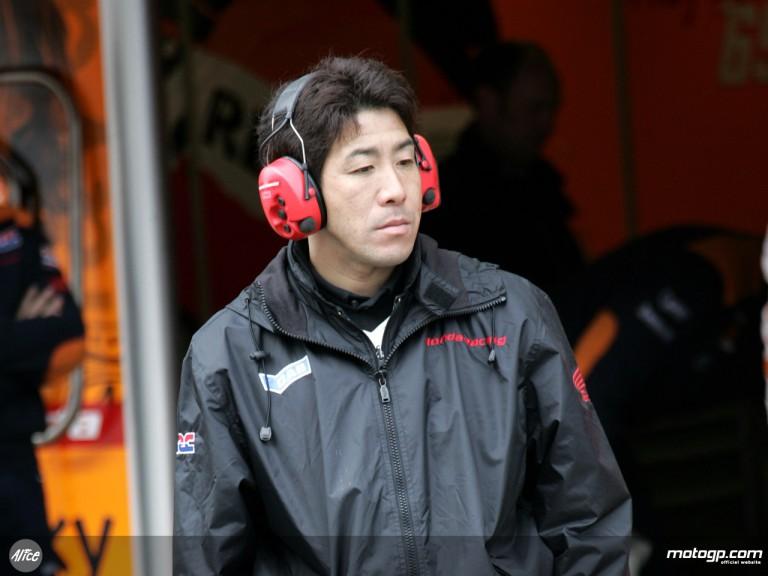 Japanese veteran Tadayuki Okada set for MotoGP return