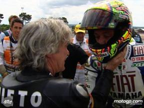 Nieto hails Rossi record