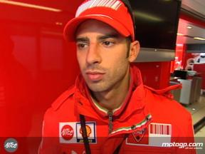 Melandri disappointed in Le Mans