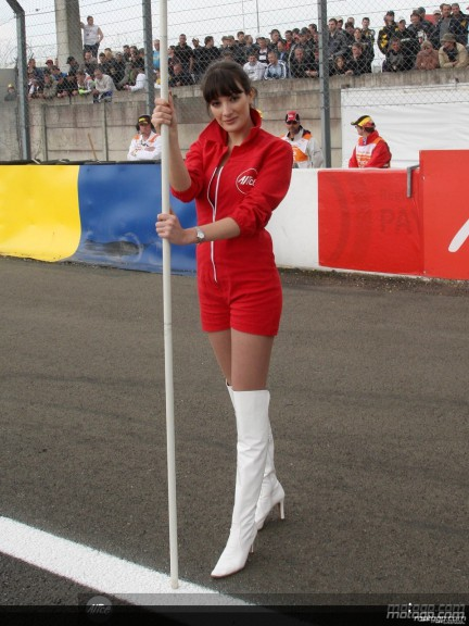 Paddock Girls - France 2008 -1