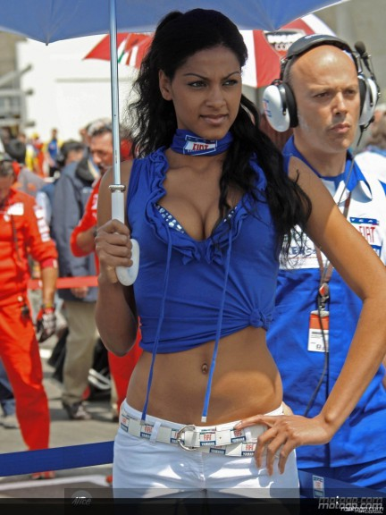 Paddock Girls - France 2008 - 9