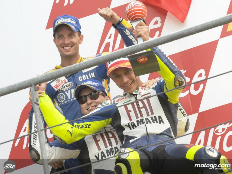 Yamaha Top 1-2-3 at Le Mans