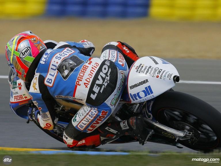 Vazquez in Le Mans