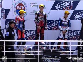 Riders gather experience for MotoGP in CEV