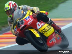 Mugello 2008 - 125 QP1 Highlights