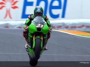 Best images of MotoGP FP1 in Mugello
