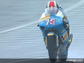 Mugello 2008 - 250 QP1 Highlights
