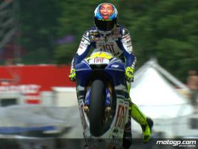 Mugello 2008 - MotoGP QP Highlights