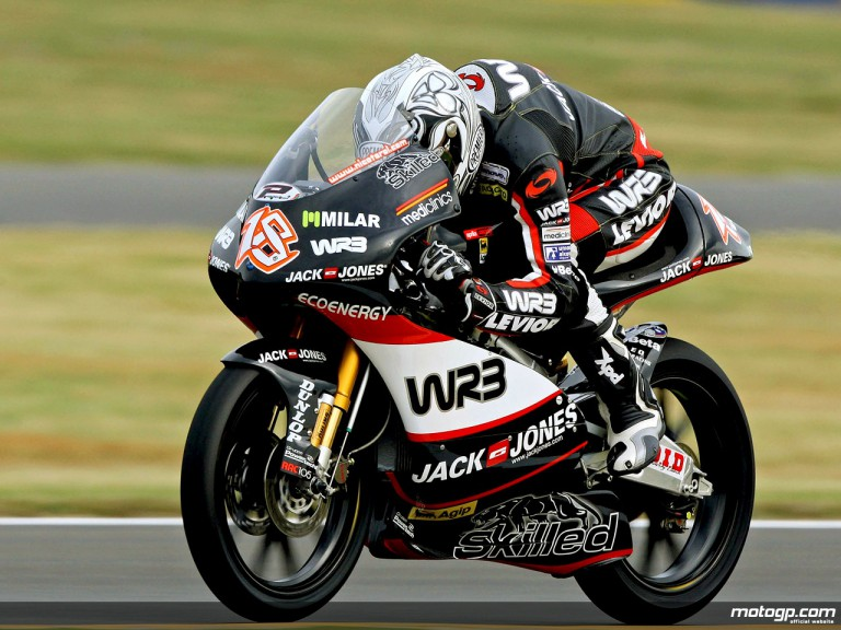 Nicolas Terol in action (125cc)