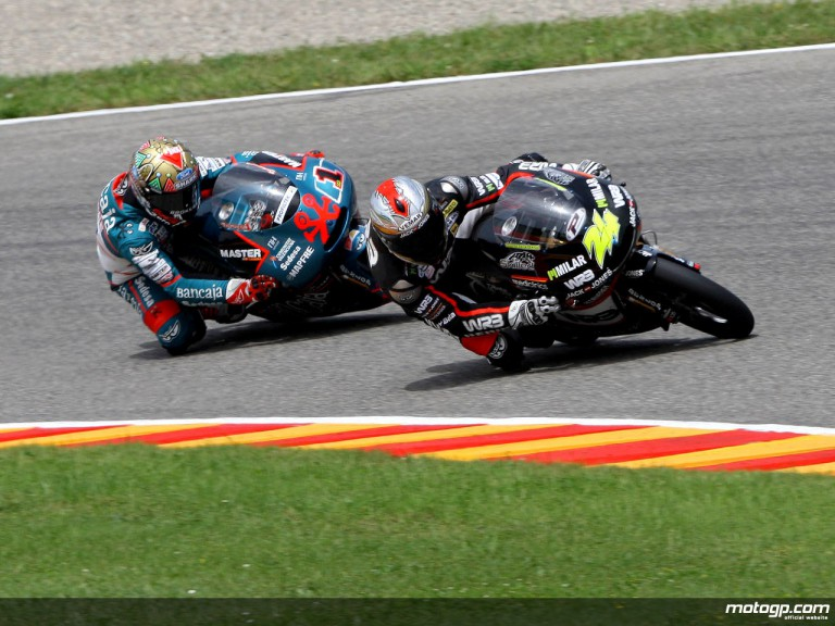 Simone Corsi wins home GP in Mugello (125cc)