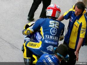 James Toseland leaving Tech 3 Yamaha garage
