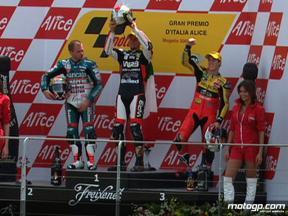 Mugello 2008 - 125 Race Highlights