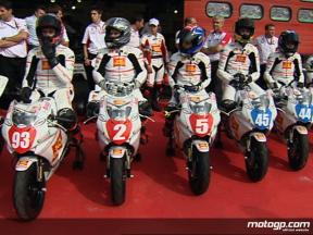 Gresini at Mugello presentation