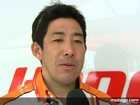 決勝レース:岡田忠之 インタビュー