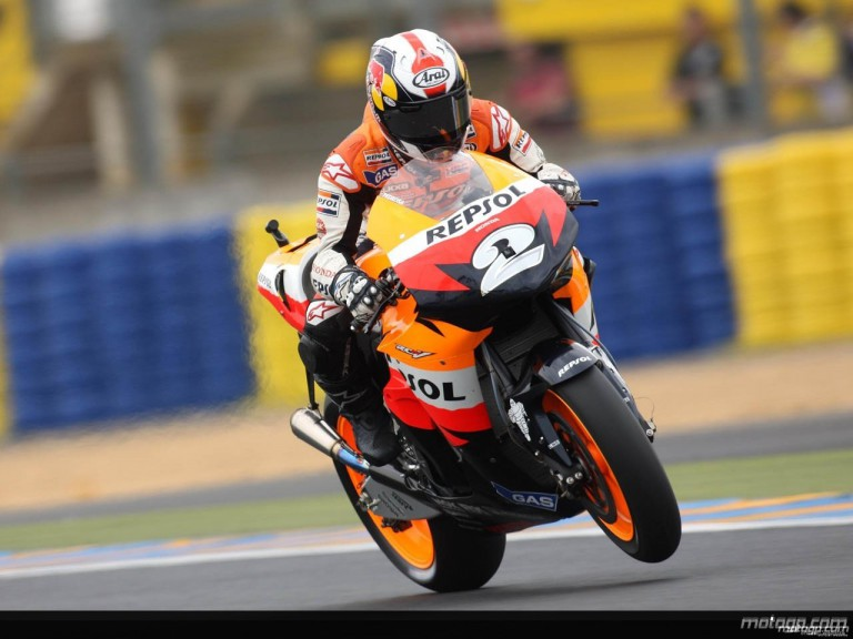 Pedrosa gunning for home glory