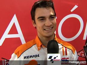 Pedrosa looking forward to home race