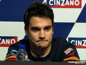 Pedrosa to wait on new engine