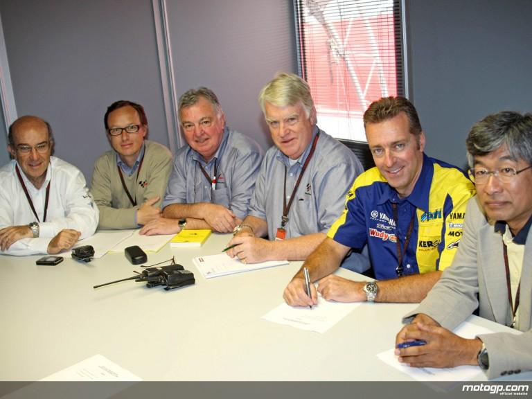 Grand Prix Commission meets at Catalunya for new class talks