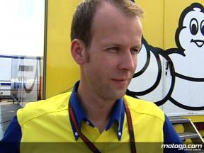 Weber on Michelin performance