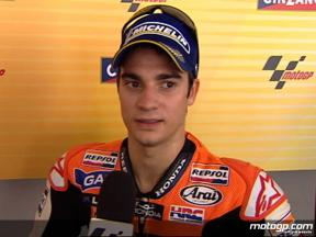 Pedrosa delighted with home win