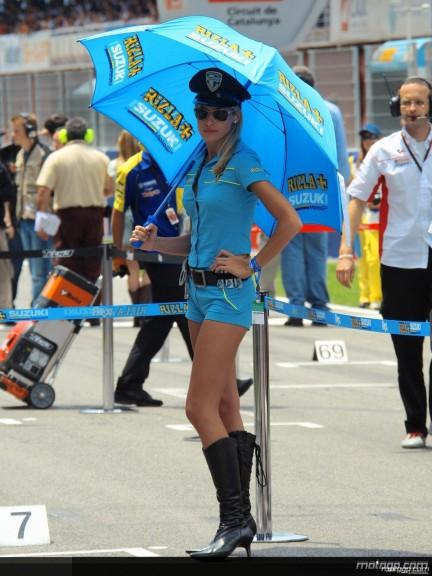 Paddock Girls - Catalunya 2008 - 8