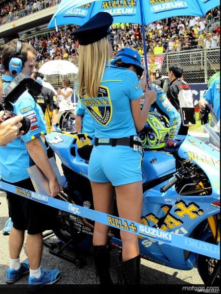 Paddock Girls - Catalunya 2008 - 10