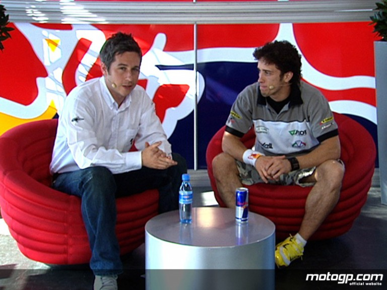 Andrea Dovizioso joins Matthew Roberts on After the Flag