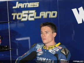 Tech 3 Yamaha´s James Toseland