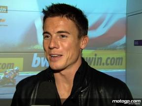 Toseland interviewed in London