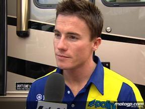 Toseland on home return
