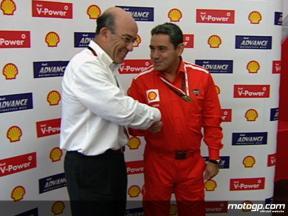 Shell executive Juan Carlos Perez