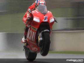 Donington Park 2008 - MotoGP QP Highlights