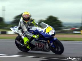 Best images of MotoGP QP in Donington Park