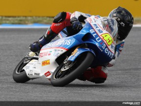 Scott Redding in action (125cc)