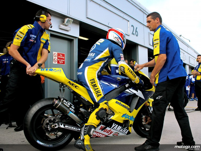 James Toseland leaving Tech 3 Yamaha garage