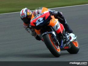 Best images of MotoGP Warm Up in Donington Park