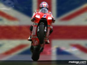 Donington Park 2008 - MotoGP Race Highlights