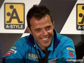 Capirossi on MotoGP return