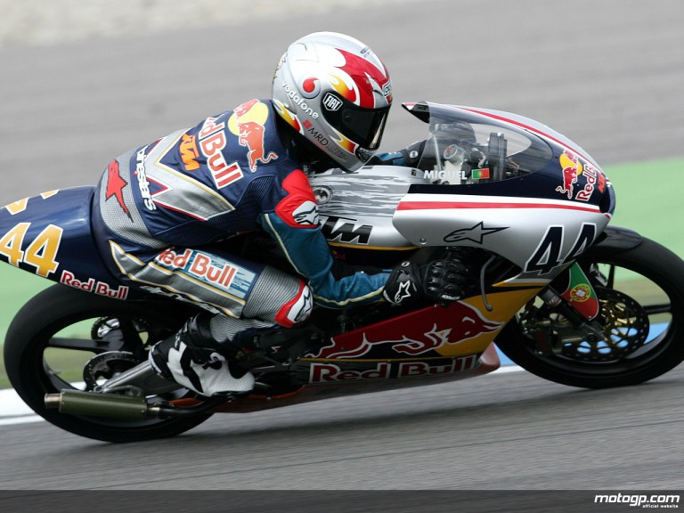 Oliveira gunning for second Red Bull MotoGP Rookies Cup win at Assen