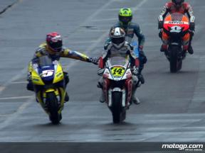 Best images of MotoGP Warm Up in Assen