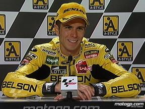 Joan Olive interview after race in Assen