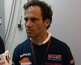 Puig reflects on key race for Pedrosa