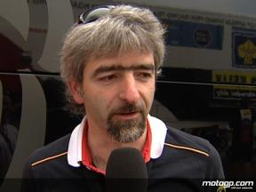 Gigi dall´Igna on Simoncelli RSA debut