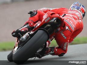 Sachsenring 2008 - Resumen del  QP de MotoGP