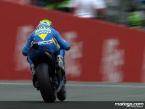 Best images of MotoGP QP in Sachsenring